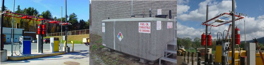 Town of Malone DOT Fuel Tanks